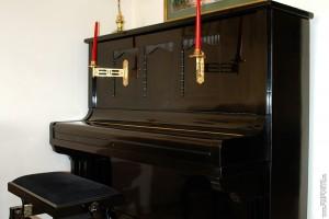 Pianino po pełnej renowacji z nową politurą